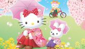 Kitty en My Melody
