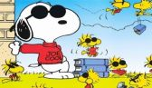 Puzzels Snoopy