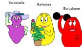 Barbapapa quiz